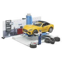 Atelier de reparații auto Game, cod 43265