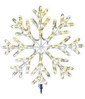 Christmas Snowflake 80cm (37411)