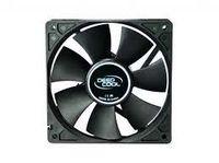 Deepcool XFAN120 ventilator carcasă PC, 120x120x25mm, 23,7dB, 43,56cc Ft pe minut, 1300 rpm, lagăr hidraulic