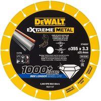Disc de tăiere Dewalt DT40257