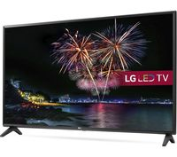 """49"""" LED TV LG 49LJ594V, Black (1920x1080 FHD, SMART TV, PMI 500Hz, DVB-T2/T/C/S2) (49"""", Black, IPS Full HD, PMI 500Hz, SMART TV (WebOS 3.5), 2 HDMI, 1 USB (foto, audio, video), DVB-T2/C/S2, OSD Language: ENG, RU, RO, Speakers 2x5W, 11.4Kg, VESA 300x300 )"""