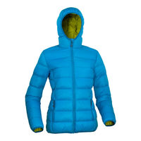 Куртка пуховая Warmpeace Jacket Tacoma Lady, 4294