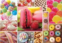 "10357 Trefl Puzzles - ""1000"" - Candy / Trefl"
