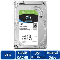 "3.5"" HDD  2.0TB-SATA- 64MB  Seagate"