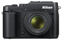 Nikon Coolpix P7800 Black (Official Warranty)