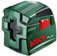 Лазерный линейный нивелир Bosch PCL10