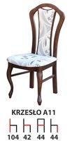 Деревянный стул A11