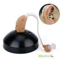 Aparat auditiv cu acumulator
