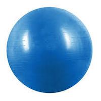 Мяч для фитнеса антиразрывной 65см с насосом