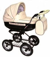Wiejar Nicolla 2in1 09 Beige/Black