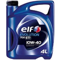 Масло ELF EVOLUTION (COMPETITION) 700 STI 10W 40 4л