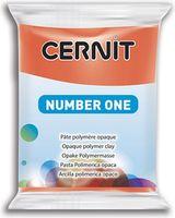 Lut polimeric CERNIT N1 56g, mac roșu