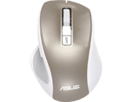 Wireless Mouse Asus MW202, Optical, 1000-4000 dpi, 6 buttons, Ergonomic, Silent, 1xAA, Black