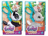 """FurReal Friends  E3503 Интерактивная игрушка """"Питомец на поводке"""" в асс."""