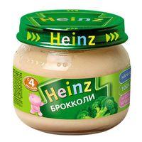 Heinz пюре брокколи 4+мес. 80г