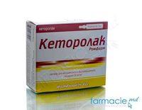 Ketorolac sol. inj. 30 mg/ml 1 ml N5x2