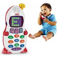 Fisher Price Telefonul interactiv rom.