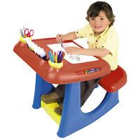 SEAT&DRAW Стол детский для рисования