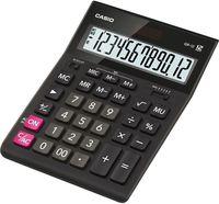 CASIO Калькулятор CASIO GR-12, 12-разрядный, черный