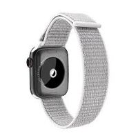 Ремешок Apple Watch Series1/2/3/4(38/40), Neylon, Hoco Silver