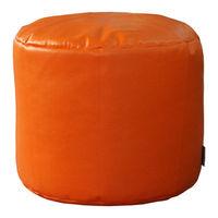 Puf suport Cilinder, orange