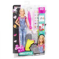 """Barbie DYN92 Набор с куклой  """"Смайлики в дизайне"""" в асс. (2)"""