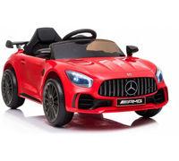 "Машина на аккумуляторе Chipolino ""Mercedes Benz GTR AMG"" red"