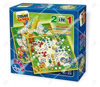 Настольная игра 2 в 1 - О, Пардон и  игра Потерянный путь 64790