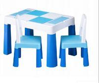Masa cu scaunel Tega Baby Multifun Blue