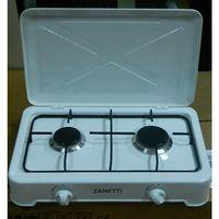 Настольная газовая плита ZANETTI O-200 WH