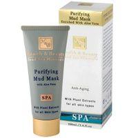 Mască Purificatoare cu Argilă și Aloe Vera Health & Beauty 100 ml