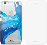 White Diamonds Liquids Booklet for iPhone 6 Blue (1311LIQ44)