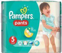 Pampers Трусики мальчик/девочка Pants 5 (12-18 кг.) 22 шт.