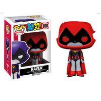 Funko Pop Vinyl: Teen Titans Go!, Red Raven Exclusive