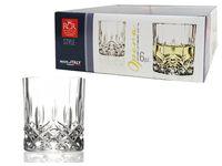 Set pahare pentru whisky Opera 6 buc, 210ml