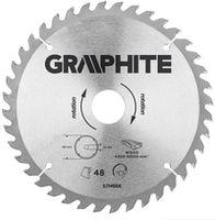 Disc de tăiere Graphite 57H670
