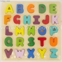 Baby Mix HJ-931505 Деревянный алфавит