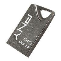 64GB PNY T3 Attache Metal