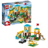 LEGO Aventurile lui Buzz și Bo Peep pe locul de joacă, artă. 10768