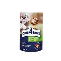 CLUB 4 PAWS PREMIUM с курицей в желе