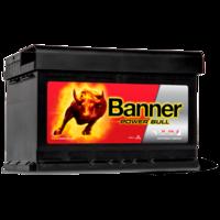 Авто аккумулятор Banner Power Bull P74 12