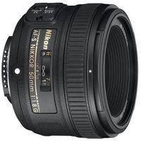 Nikon 50mm  f/1.8G AF-S, Fixed Focus Lenses