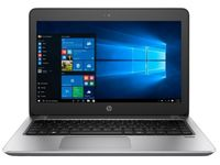 "HP ProBook 430 Matte Silver Aluminum, 13.3"" FHD +W10Pro (Intel® Core™ i7-7500U up to 3.50GHz, 8GB DDR4 RAM, 256GB SSD+1TB HDD, Intel® HD Graphics 620, w/o DVDRW, CardReader, Wi-Fi/AC, BT4.0, HDMI, VGA, 4cell, 2.0MP HD Webcam, FP, Ru, W10 Pro, 1.5kg)"