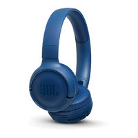 Cască Bluetooth JBL T500BT, Blue