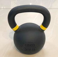 Gantera 16 kg Vinyl-Coated/iron  (3821)