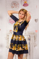 Платье Simona ID 5415