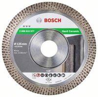 Алмазный диск Bosch 125 mm