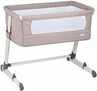 Кроватка BabyGo Co-sleeper Together 2 в 1 Beige
