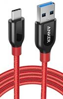 Anker Powerline+ Type-C Red