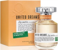 Benetton United Dreams Stay Positive EDT 50ml